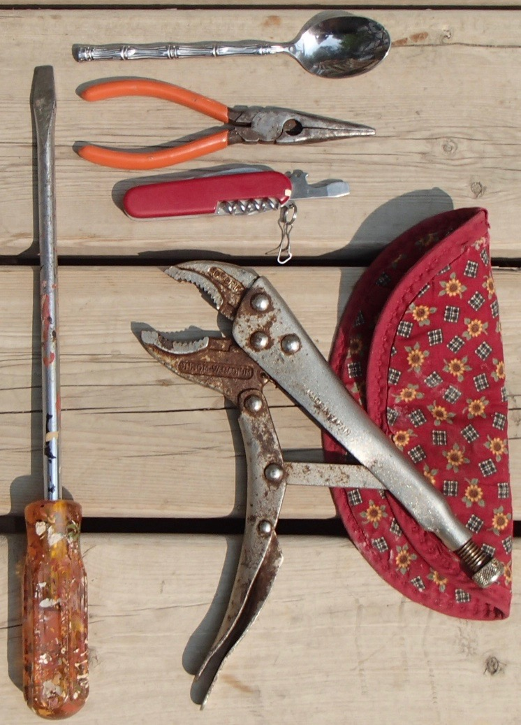 Picture of Tools and Project Preparation