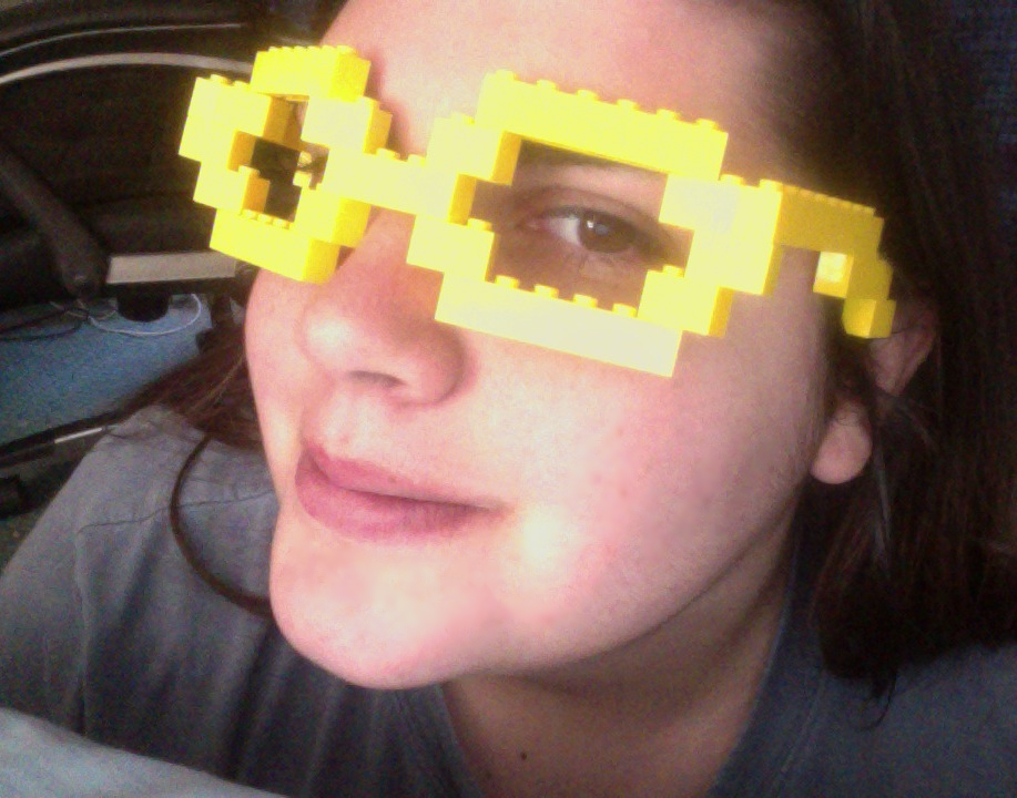 Picture of Lego Glasses