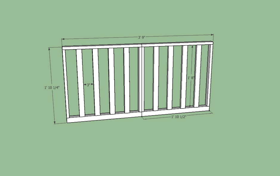 Picture of Walk Through Dog Gate
