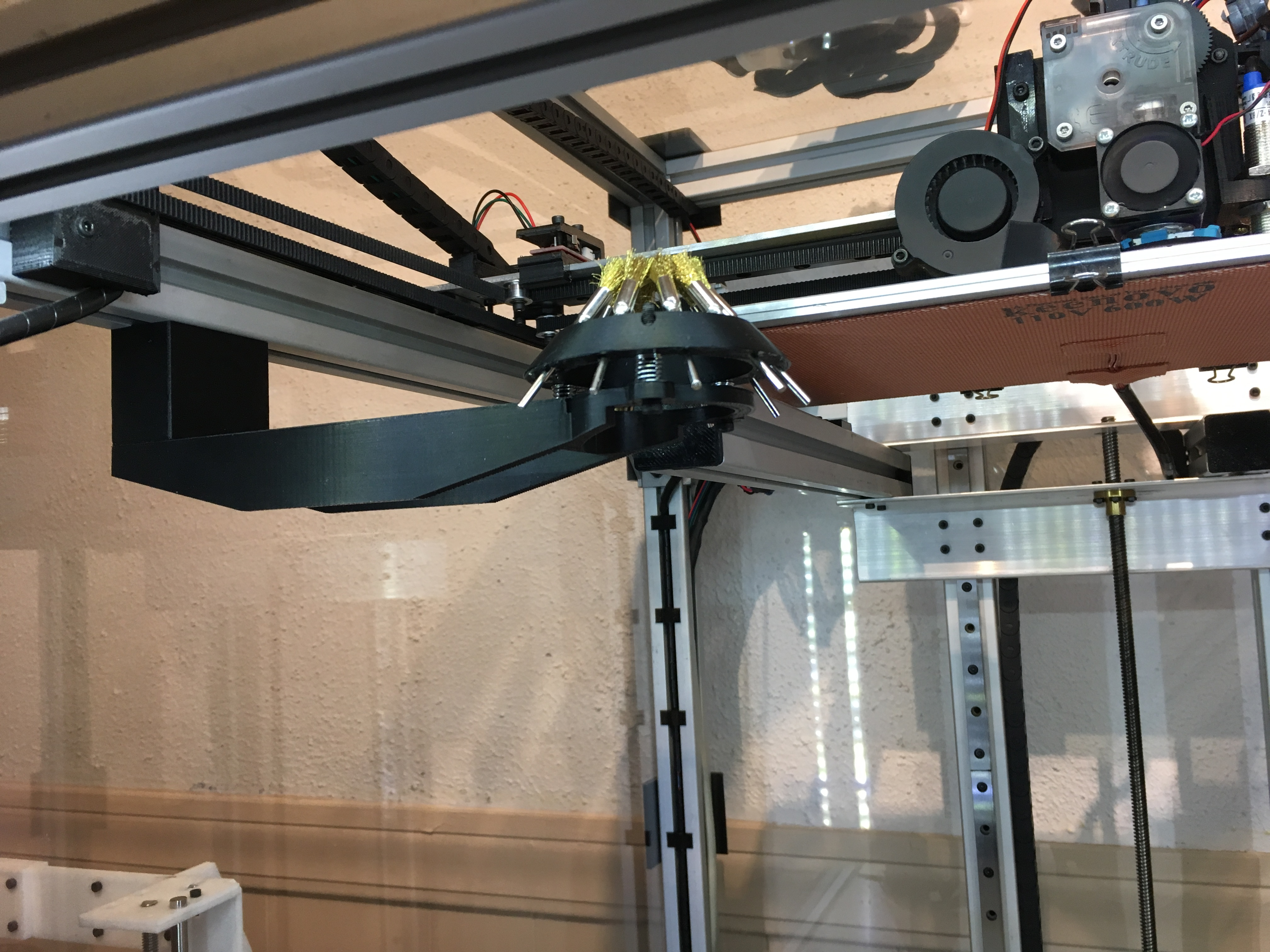 Picture of 3D Printer Circular Nozzle Cleaner