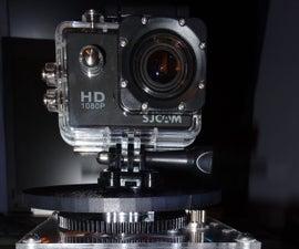 DIY Arduino Time Lapse Panner for GoPro