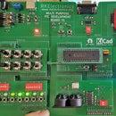 PIC Microcontroller Development Board System