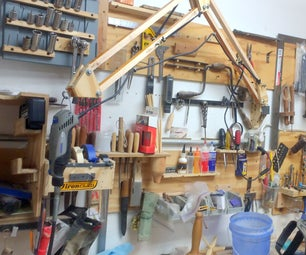Articulated Rotary Tool Stand (ARTS)