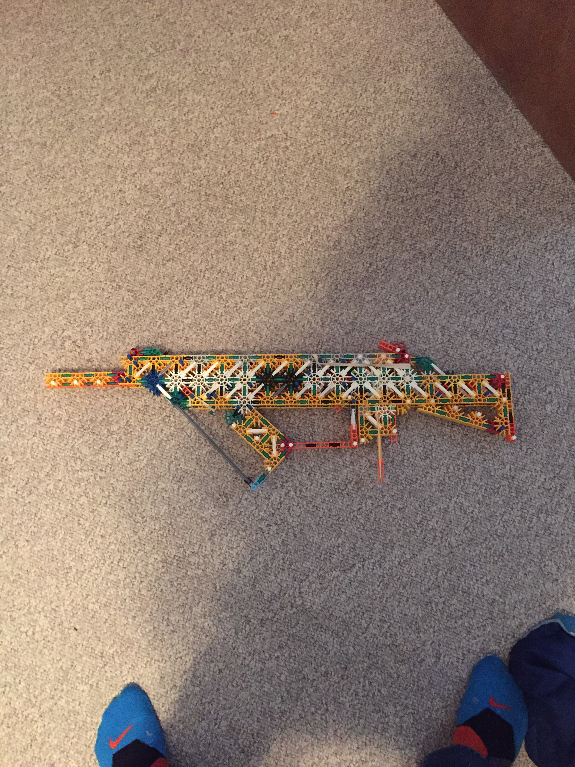 Picture of Stroker a Knex Bullpup
