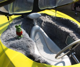 Custom Car Seat From Scratch