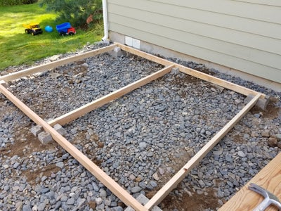Leveling, Squaring the Floor
