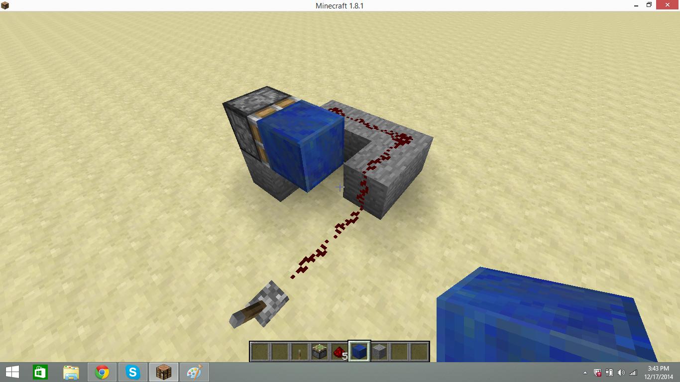 Picture of Adding the Lapis Lazuli