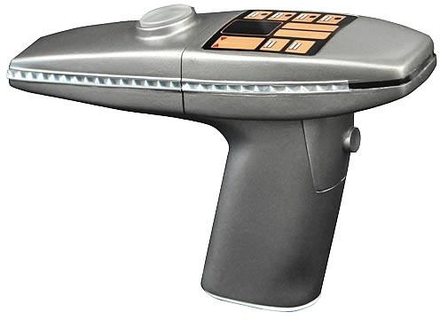 Picture of Star Trek II ( the Wrath of Khan ) Phaser Modifictaion