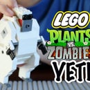 How to Build a LEGO Yeti From Plants Vs. Zombies