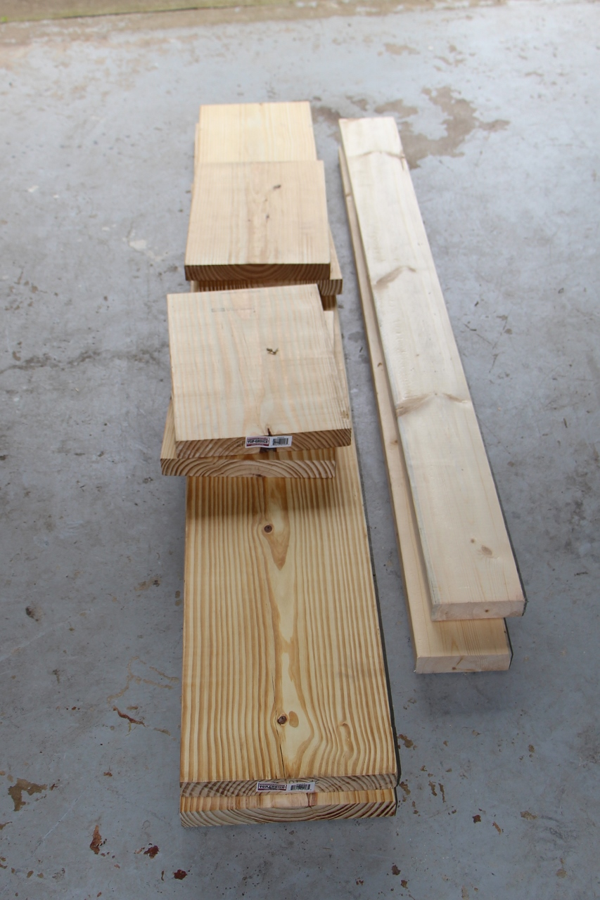 Picture of Sturdy Bench Seat Without Cutting a Single Board