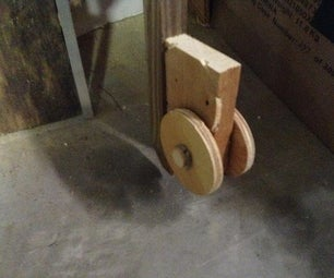 Basics:  Airplane-style Wheels for Projects