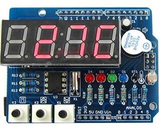 Temperature Alarm With Arduino