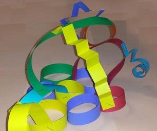"""""""Un-Lame"""" the Paper Chain - 1st Grade Tinkering - Week 2"""
