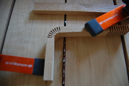 Woodworking Part One - Mark Up and Testing
