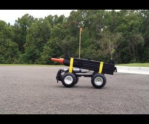 Airsoft Gun RC Car Hack