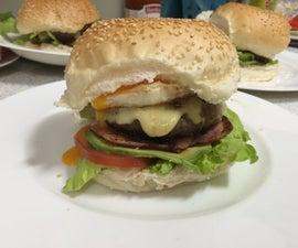 Ultimate Summer Burger!