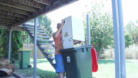 Using the Cart/Box