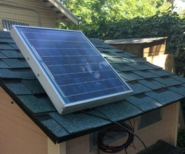 Rechargeable, Solar Battery