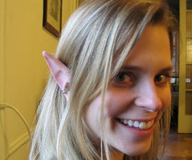 Elf ears... in 5 minutes!