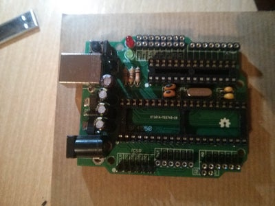 Pinguino Mm8 - 8bit Dual Socket