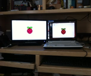 Connecting Your Raspberry Pi to a Linux Laptop