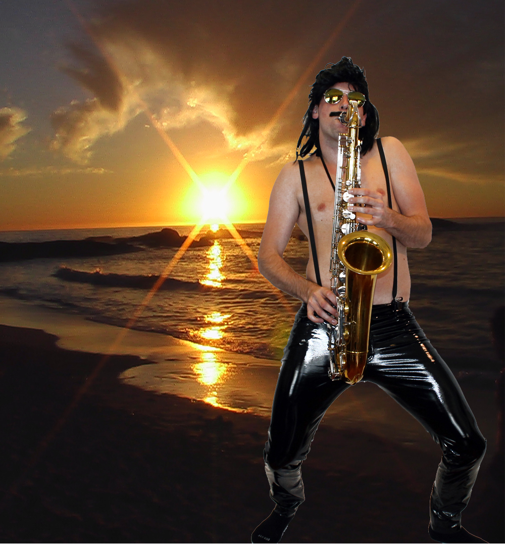 Picture of Sexy Sax Man Costume