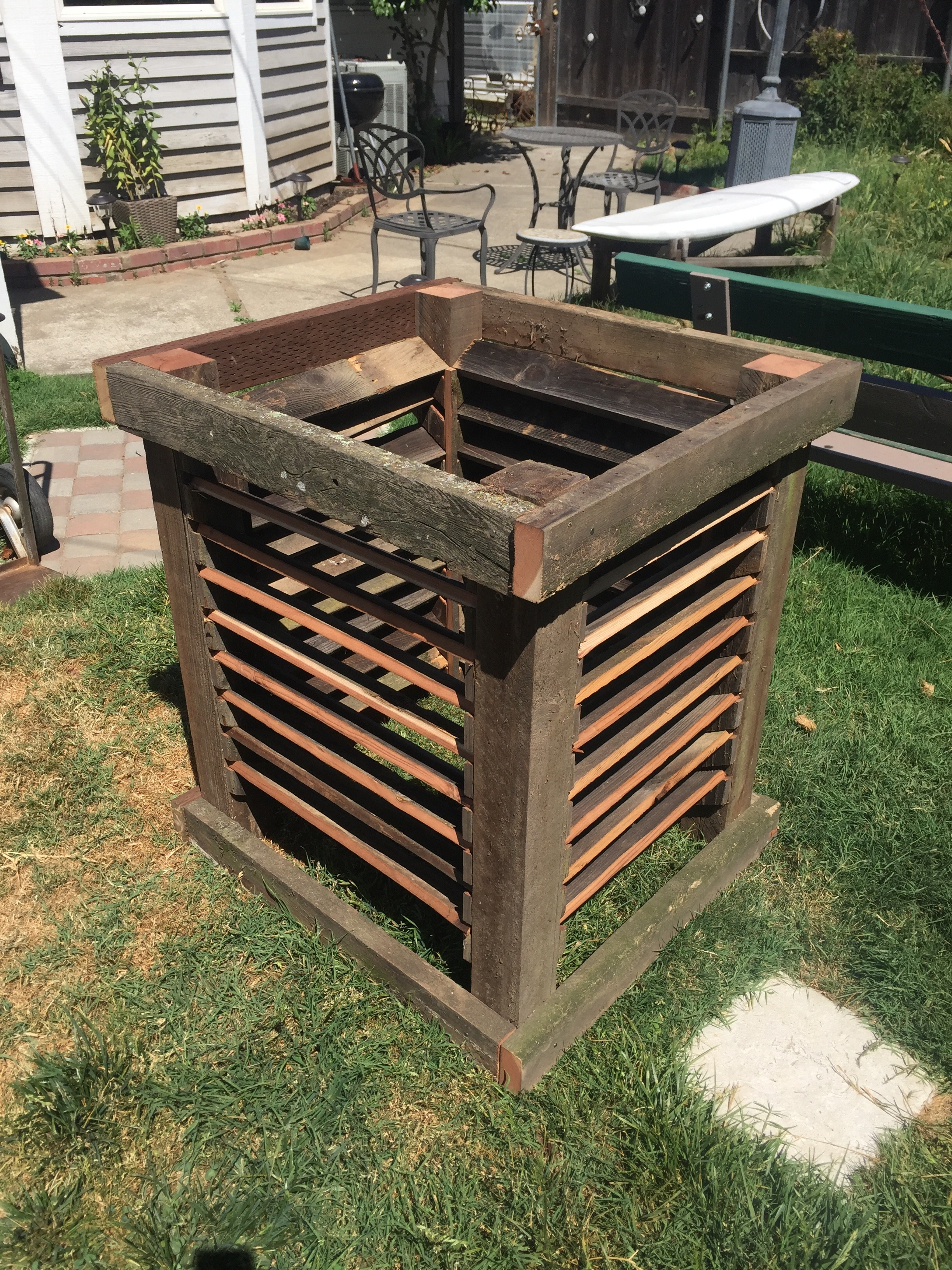 Picture of Upcycled Compost Bin