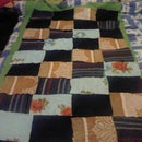 How to make a simple quilt