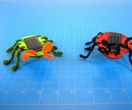 Non-Soldering Solar Bug