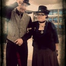 My Steampunk Time Traveler and I
