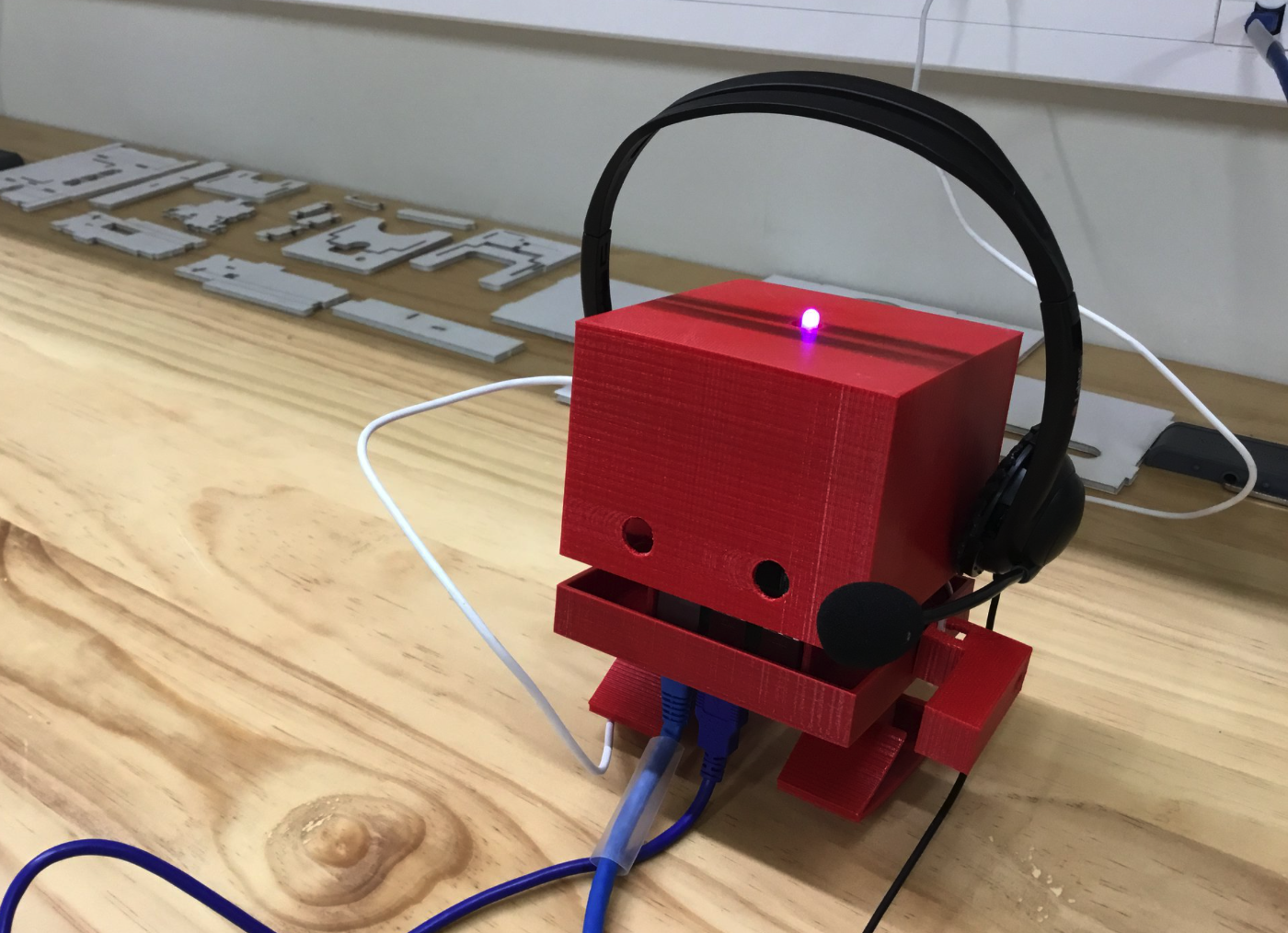 Picture of How to 3D Print a TJBot