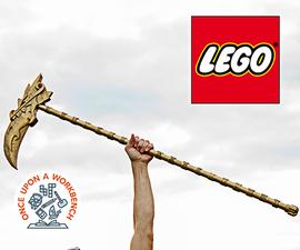 Lego Ninjago Scythe of Quakes