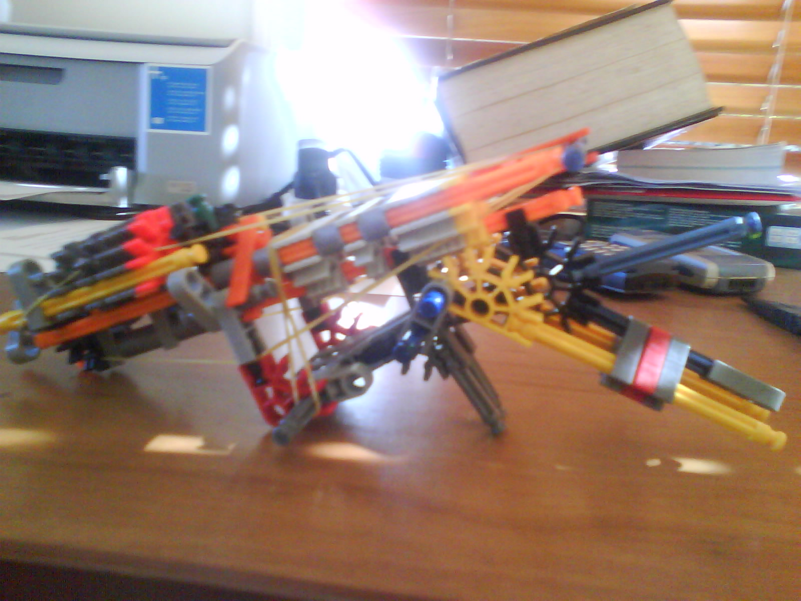 Picture of Knex Semi-auto With True Trigger!!