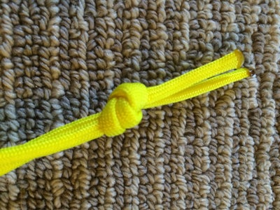 The Double Overhand Knot