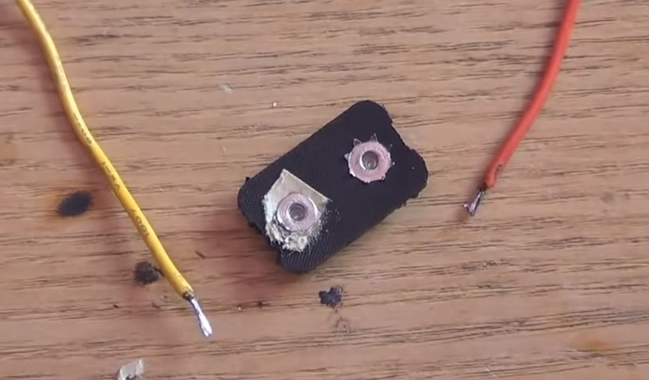 Picture of Is Your Phone Dead and There Are No Power Outlets Nearby? Never Get a Dead Phone, by Making a USB Charger.
