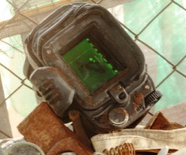Pip Boy 3000 Fallout 4 EVA Foam