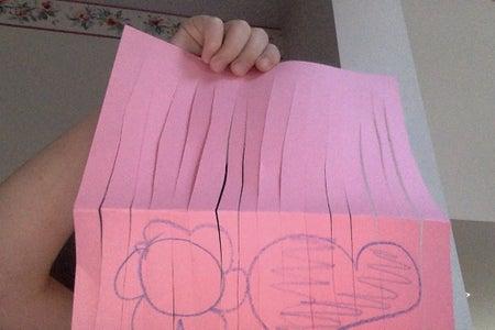 Cutting the Paper