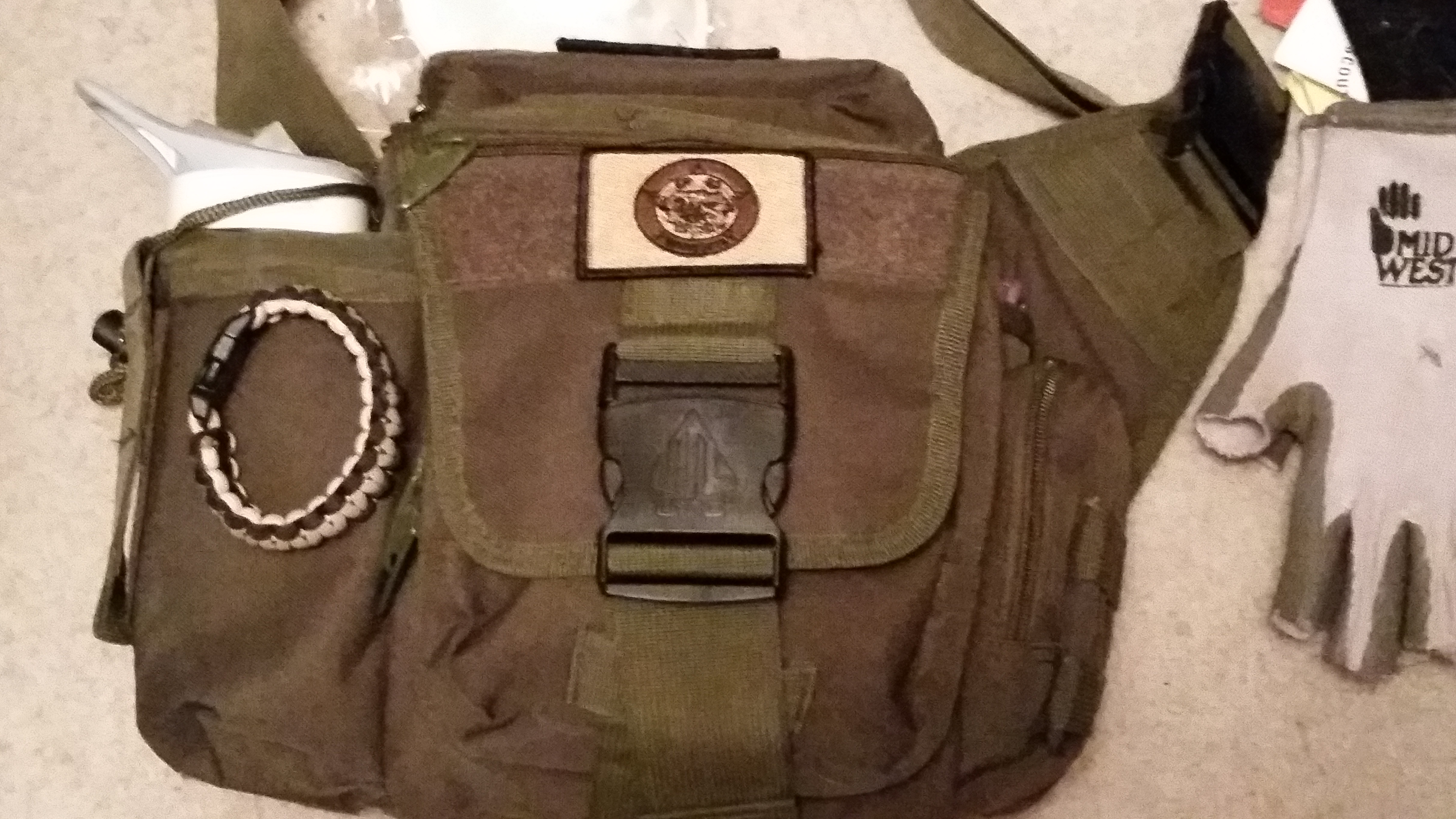 Picture of Make an Everyday Carry Bag