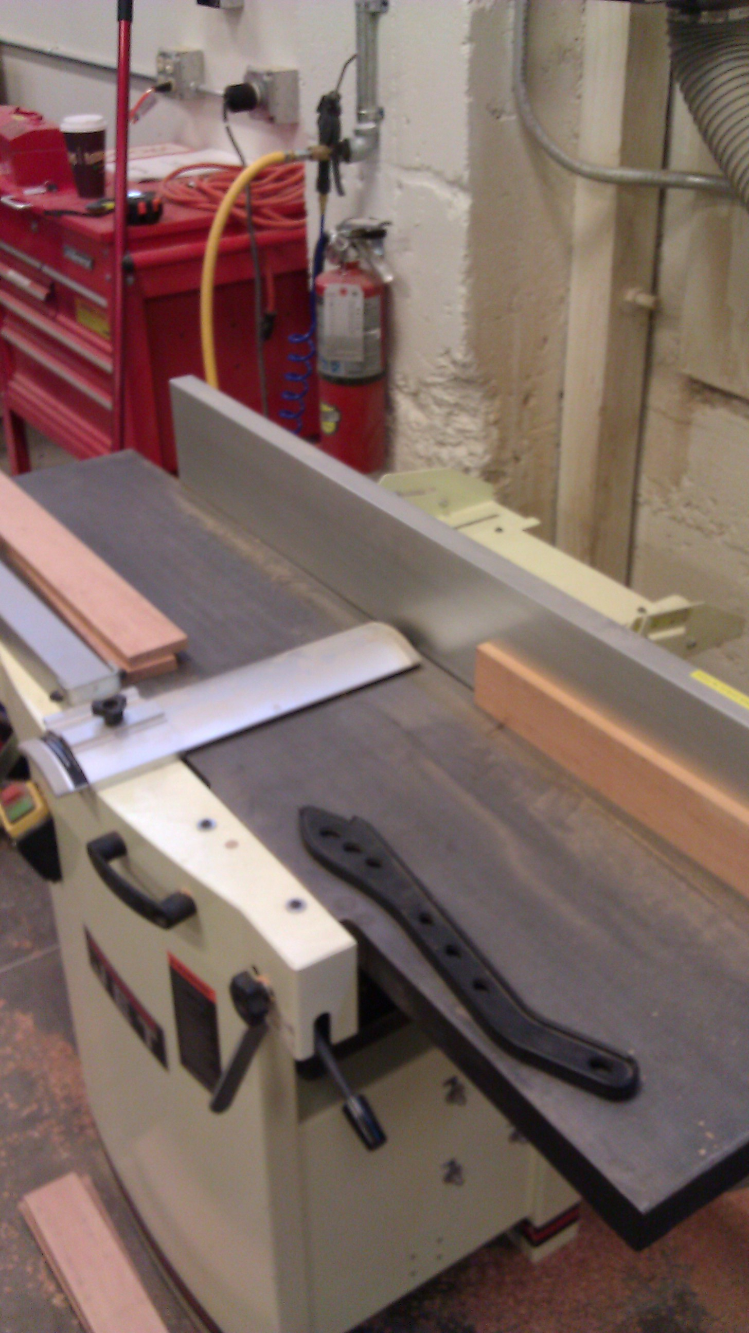 Picture of Planing and Jointing
