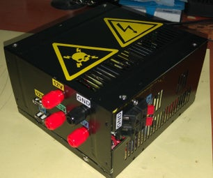 Power Supply From Old PSU