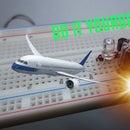 Airplane Simple Strobe Led Light Effect