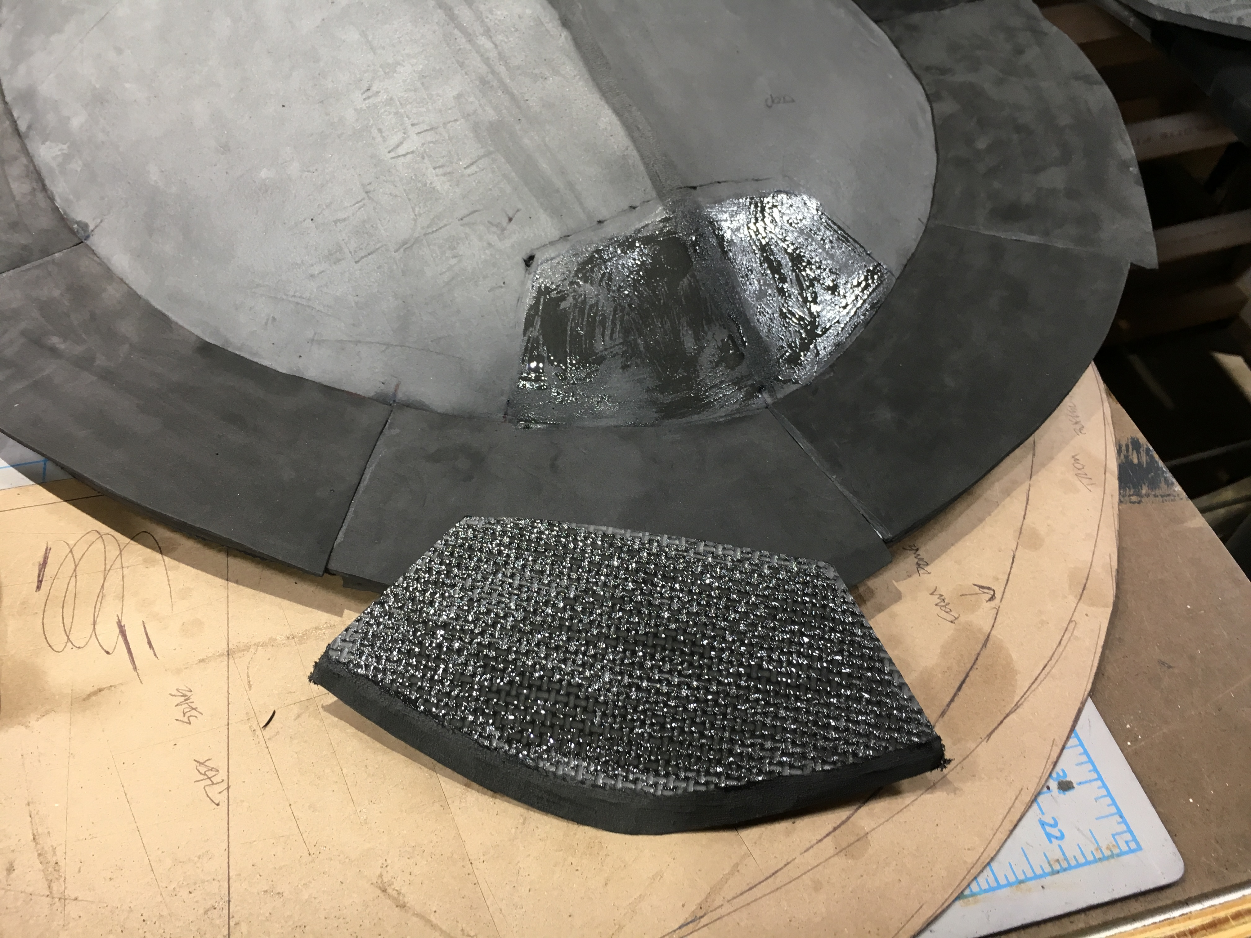 Picture of The Shell - Tiles and Edging