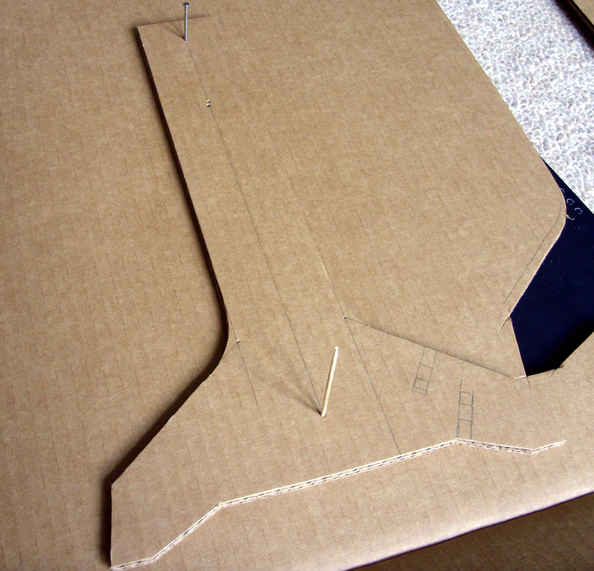 Picture of Cut the Uprights