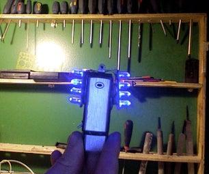 USB Rechargeable LED Flash Light