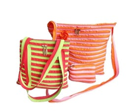 Continues Zipper Bag