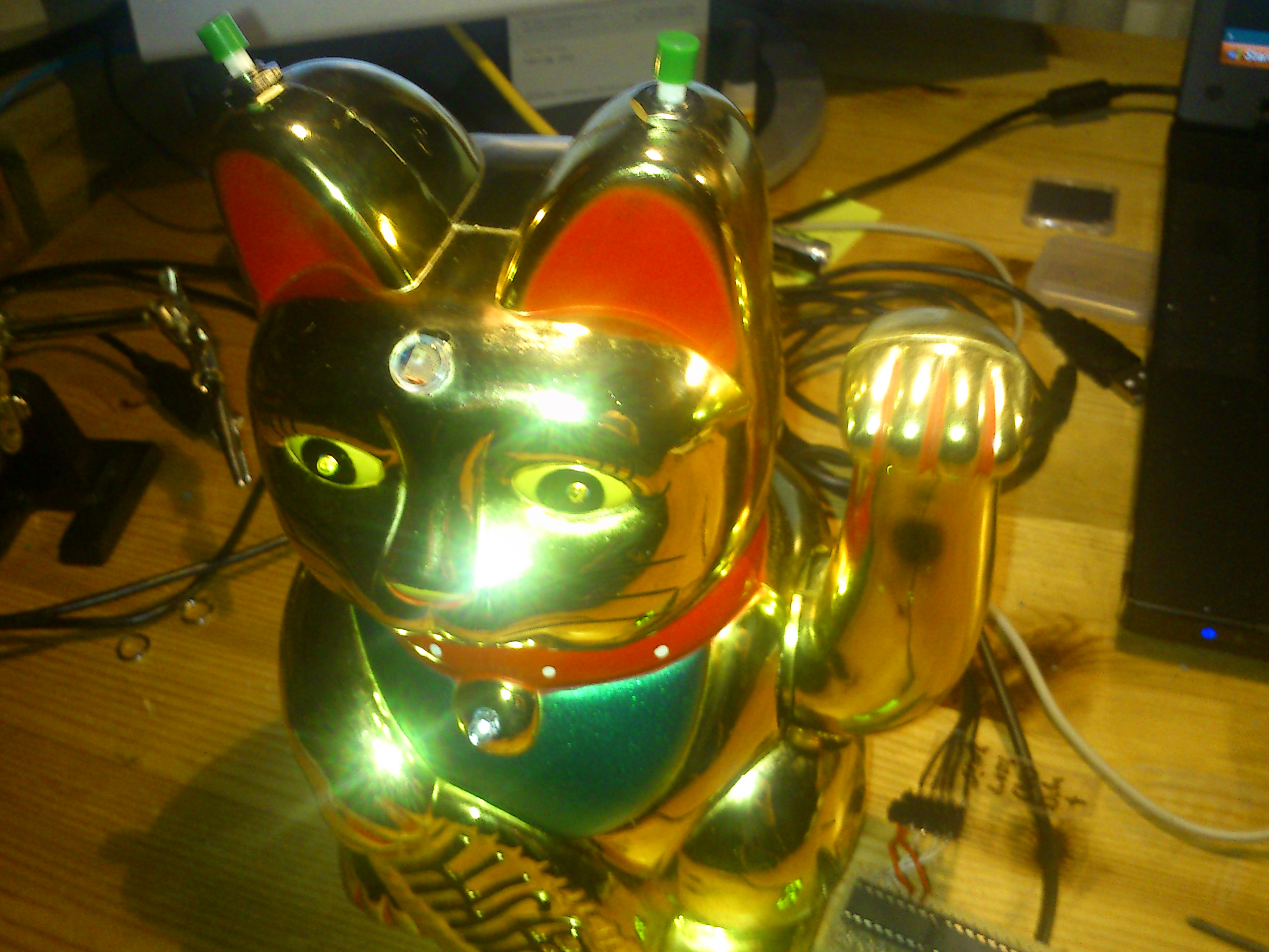 Picture of The Cats Firmware