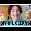 DIY Oil Cleanser