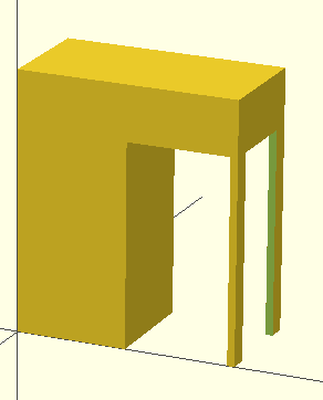 Picture of Overhangs Part 2: Straight-Up Overhangs