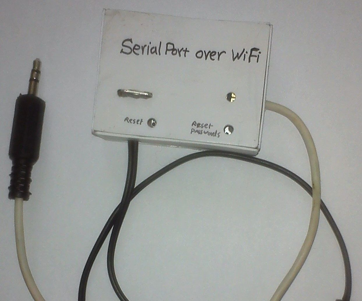 Serial Port Over WiFi: 10 Steps