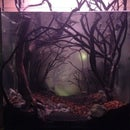 Dark and Eerie Fish Tank